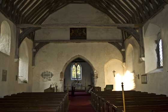 St Bartholomew's inside